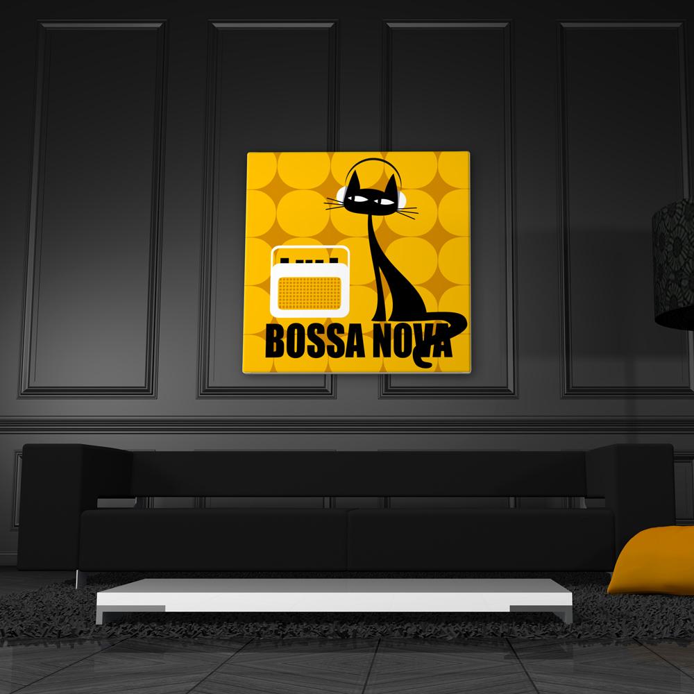 Bossa Nova Cat